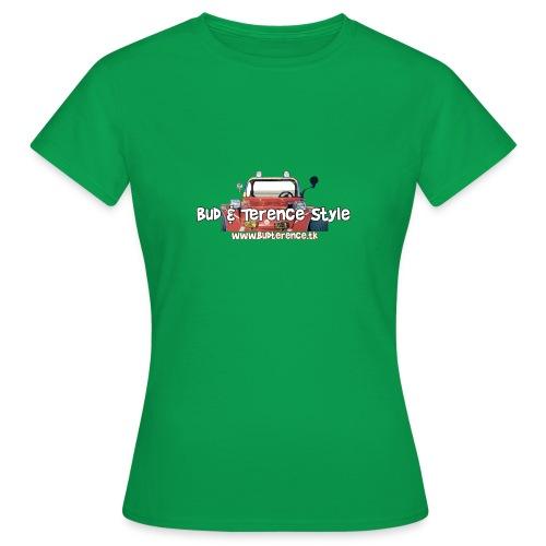 Bud Terence Style logo - Maglietta da donna