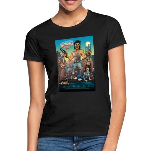 Big Trouble in Little China - T-shirt Femme