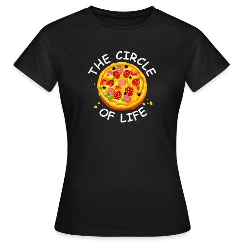 The circle of life - T-shirt dam