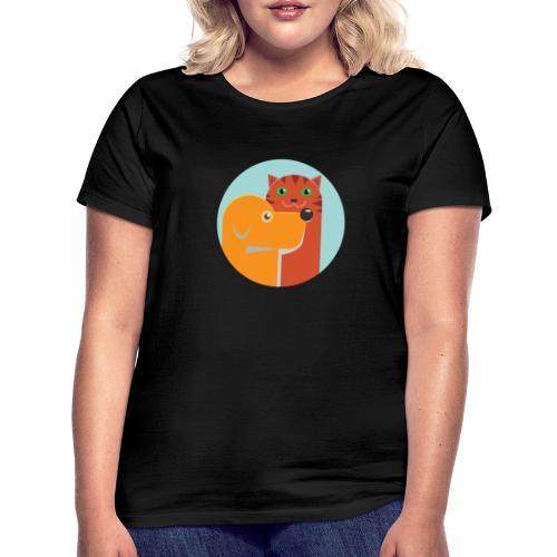 Tierfreund - Frauen T-Shirt