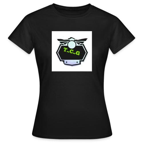 Cool gamer logo - Women's T-Shirt