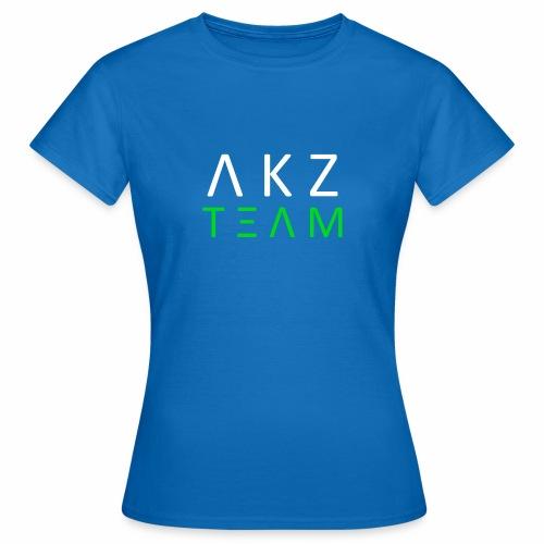 AKZProject Team - Edition limitée - T-shirt Femme
