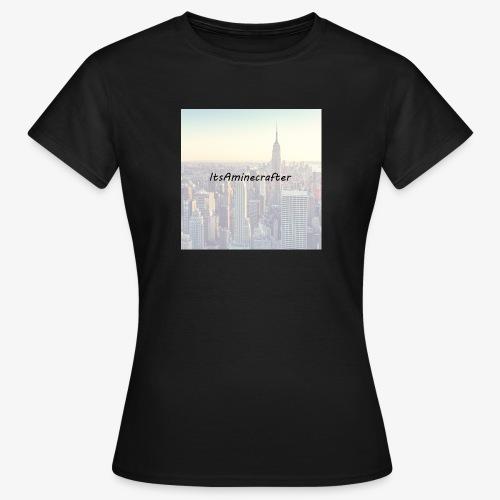 ItsAminecrafter - Vrouwen T-shirt
