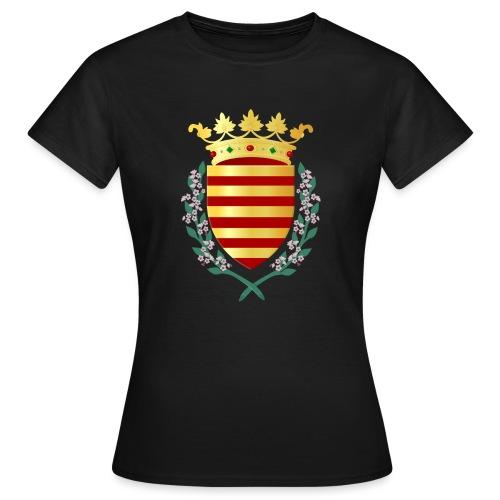 Wapenschild Borgloon - Vrouwen T-shirt