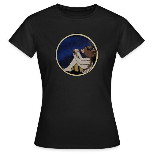 Marilyn's Diary (Round) - Women's T-Shirt