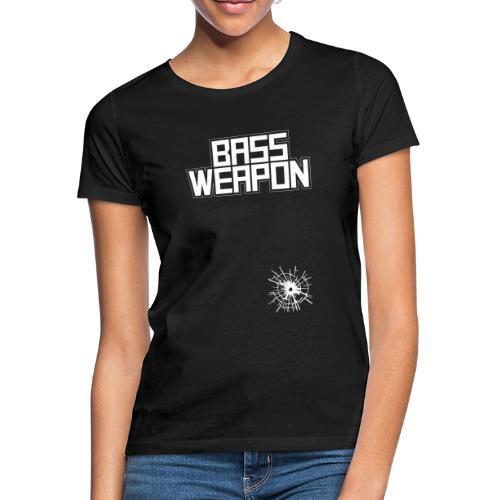 logo oben schuss untne - Frauen T-Shirt