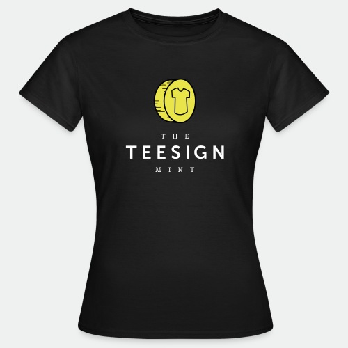 Teesign Mint Tshirt FA 4 - Women's T-Shirt