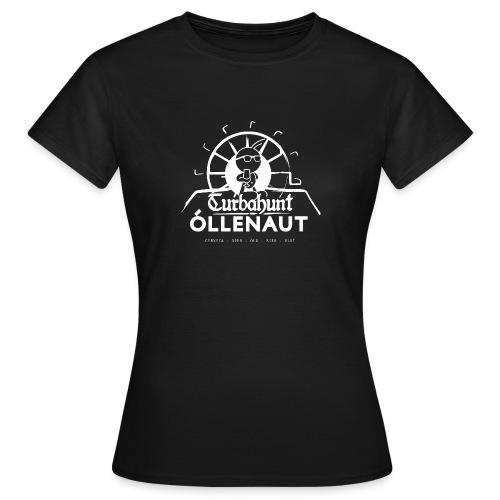 Õllenaut Turbahunt in white - Women's T-Shirt