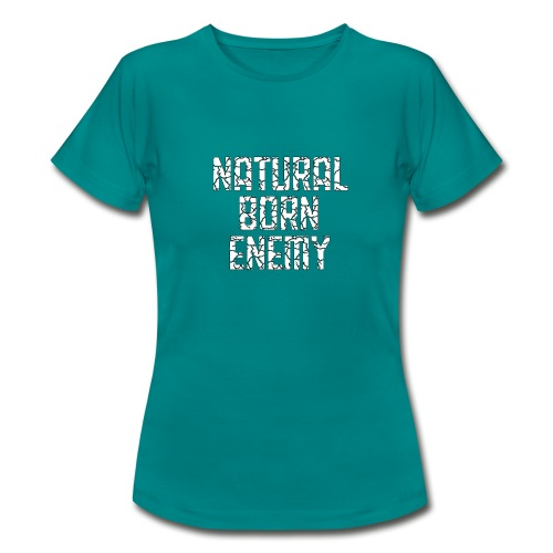 Natural Born Enemy - Frauen T-Shirt