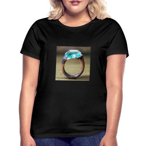 schöner Ring - Frauen T-Shirt