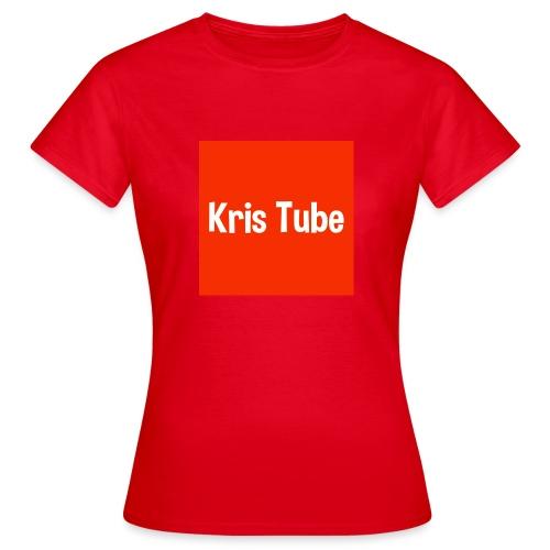 Kristube - Frauen T-Shirt