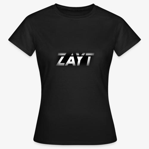 Zayt second try - Frauen T-Shirt
