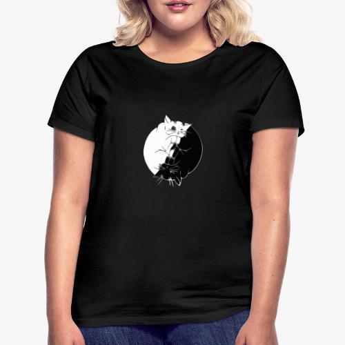 Yin and Yang - T-shirt Femme