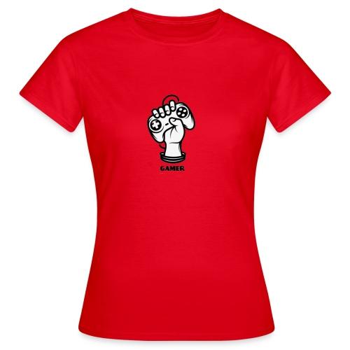 Gamer - Frauen T-Shirt