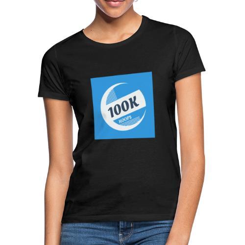 100K HOOPS NEW - T-shirt Femme