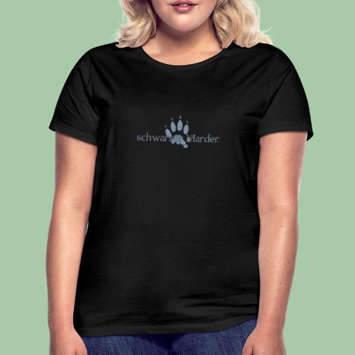 Mardertatze & schwarzerMarder - Frauen T-Shirt