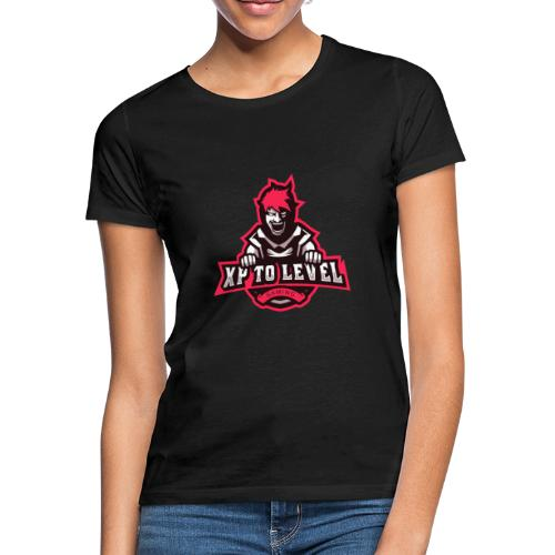 XP To Level Merchandise - Level Up Your Merch! - Women's T-Shirt