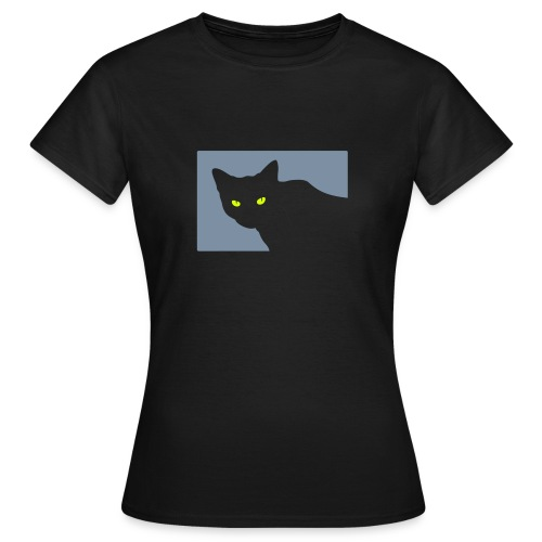Spy Cat - Women's T-Shirt