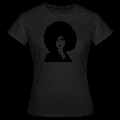 big blackfunky lady - Frauen T-Shirt