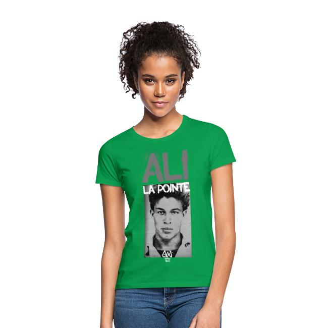 T-shirt Ali La Pointe