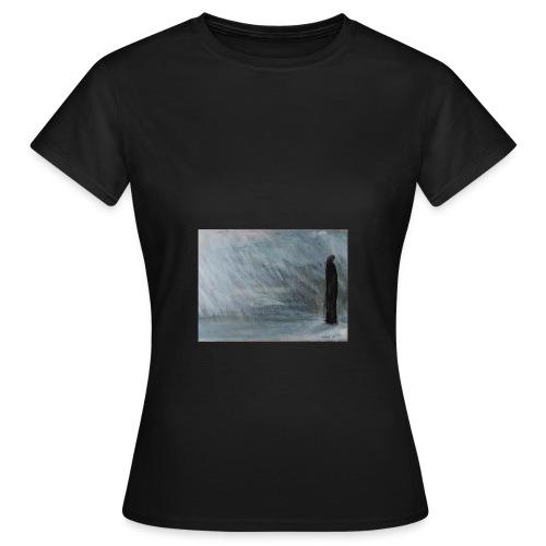 Wise man/Weeping widow - Women's T-Shirt