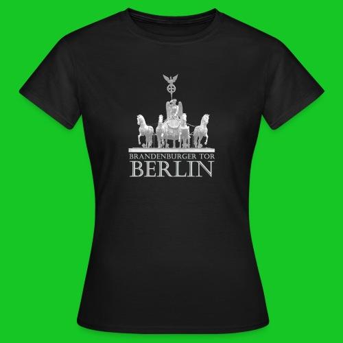 Brandenburger Tor - Vrouwen T-shirt