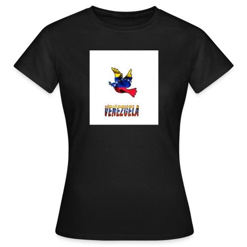 vzl - Camiseta mujer