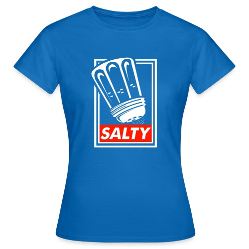 Salty white - Women's T-Shirt