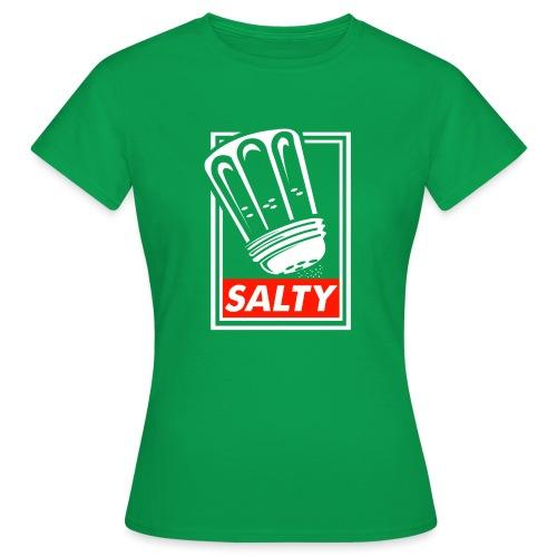 Salty white - Women's T-Shirt