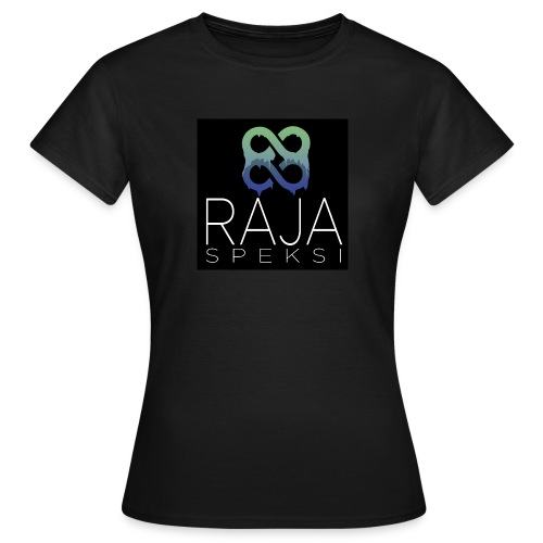RajaSpeksin logo - Naisten t-paita