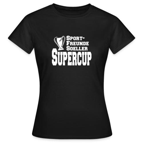 Sporfreunde Supercup - Frauen T-Shirt