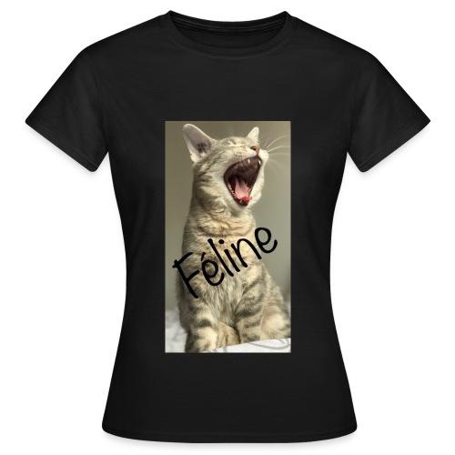 Rugissez de plaisir femme - T-shirt Femme