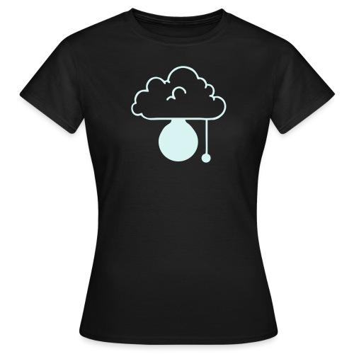 erleuchtung - Frauen T-Shirt