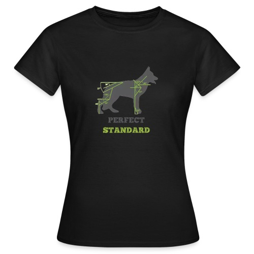 - PerfectStandard - - Camiseta mujer