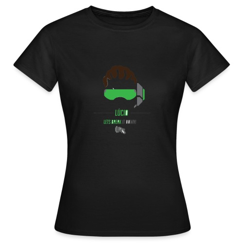Lucio - Vrouwen T-shirt