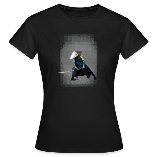 Futuristico Samurai - Maglietta da donna