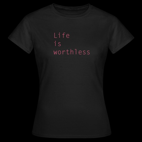 life2 - Frauen T-Shirt