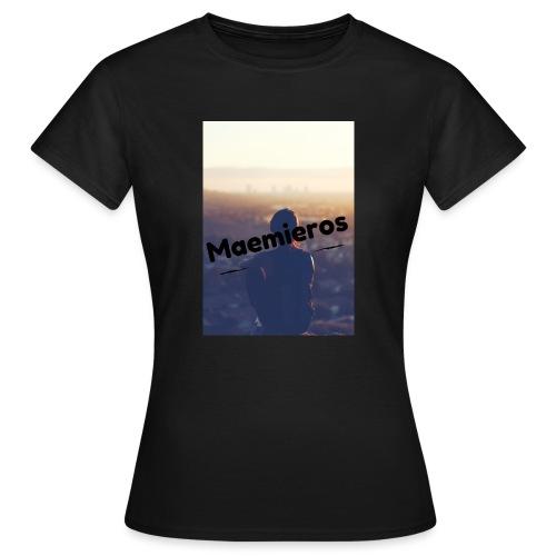 garciavlogs - Camiseta mujer