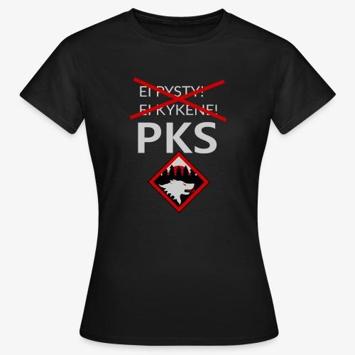 eiPysty2 - Naisten t-paita