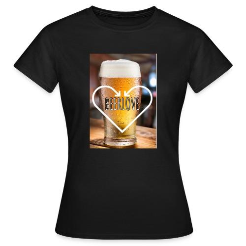 BEERLOVE - Frauen T-Shirt