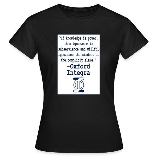 Oxford Integra - Women's T-Shirt