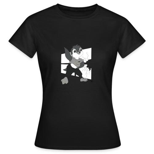 Le pingouin de Nice - T-shirt Femme