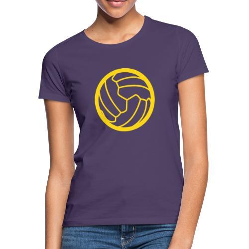 I <3 football! - T-shirt Femme