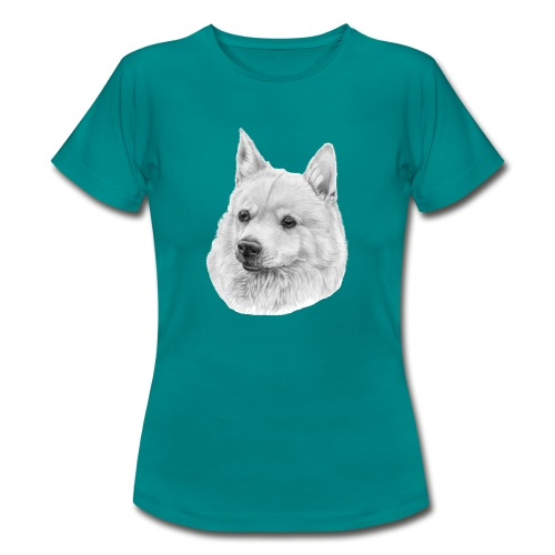 norwegian Buhund - Dame-T-shirt