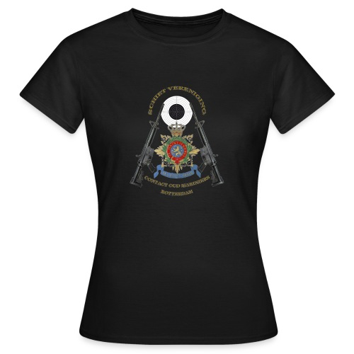 COM SV KLEUR1 TBH - Vrouwen T-shirt