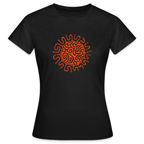 magnetic fluids - Frauen T-Shirt