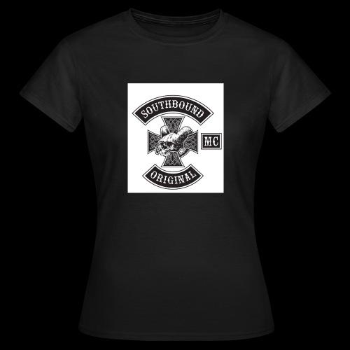 SOUTHBOUND - Naisten t-paita
