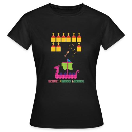 Viking Invaders - Women's T-Shirt