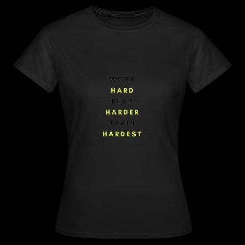 test - T-shirt Femme