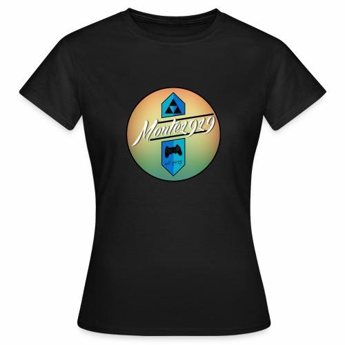 Monte Logo - Frauen T-Shirt